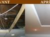 marseille plafond tendu / M2