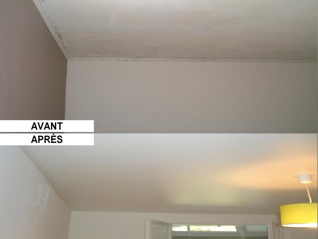 Le sp cialiste du plafond tendu marseille et sa r gion batica couleurs et aspects - Pose toile tendue plafond ...